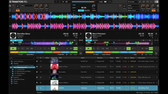 Download Native Instruments Traktor Pro 3.1 for free