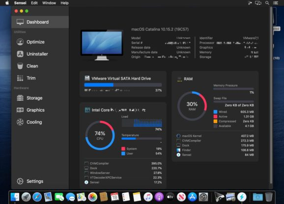 Where can you download Sensei 1.3.2 for Mac