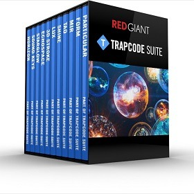 Download Red Giant Trapcode Suite 16 Full Version for free