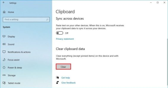Clearing clipboard data with a shortcut on Windows 10 - Complete Guide 2