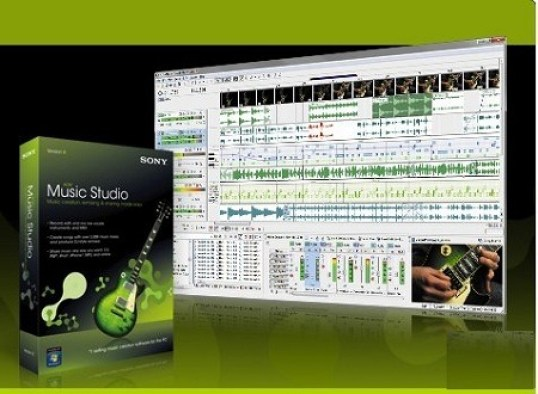 You can download Sony ACID Music Studio for free