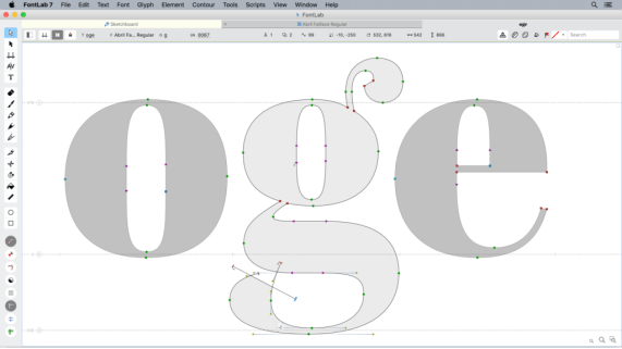 Download FontLab 7 Full Version for Mac 1