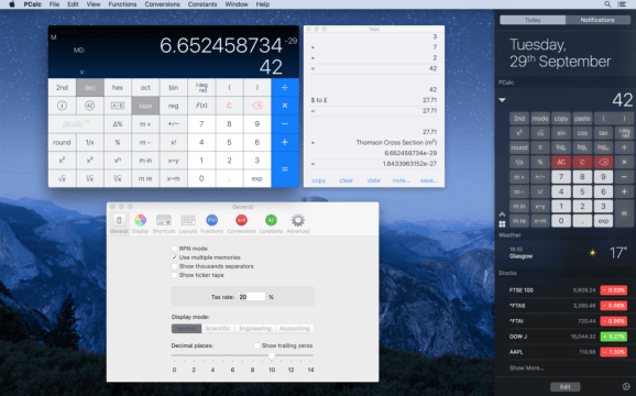 How to download PCalc 4 for Mac