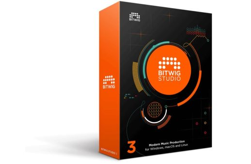 You can download Bitwig Studio 3 for Mac
