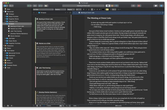 You can download Scrivener 3 for Mac free