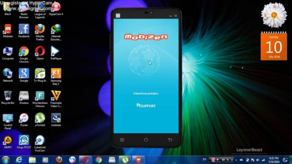 How to download Mobizen Mirroring App for Windows PC