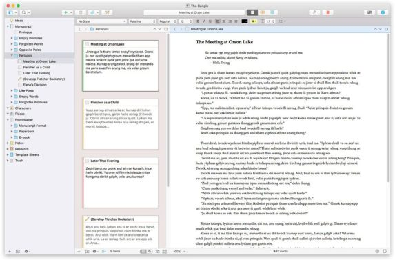Where can you download Scrivener 3 for Mac