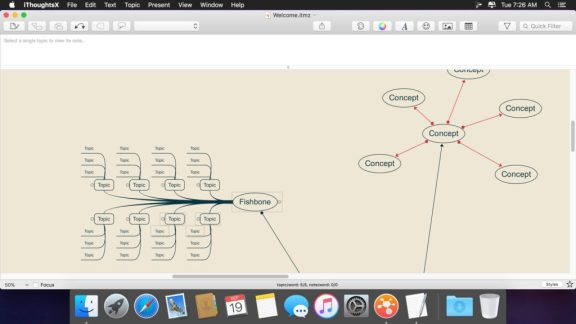 Where can you download iThoughtsX Premium 5 for Mac