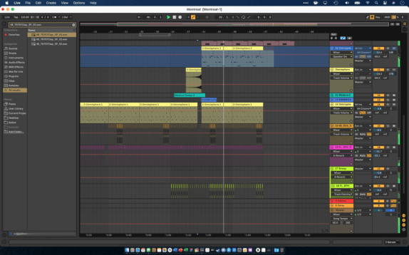 You can download Ableton Live Suite 11 for Mac