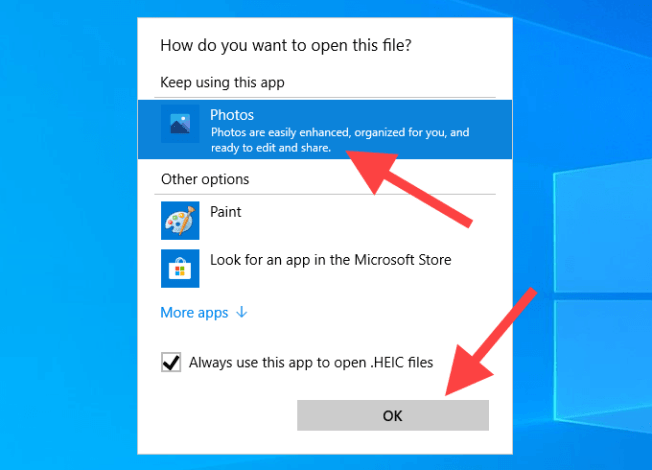 How to View HEVC or HEIC Files in Windows 10