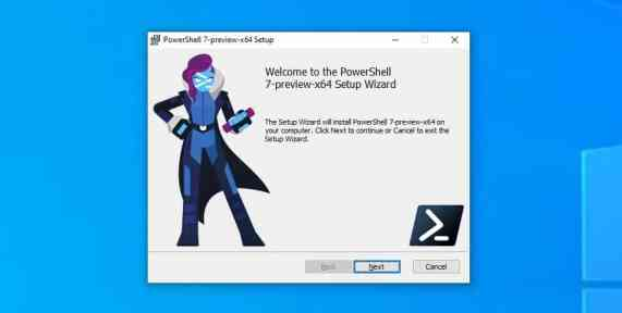 How to Install PowerShell 7 on Windows 10