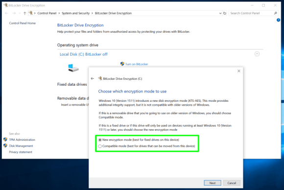 Using BitLocker To Go in Windows 10 Step-by-Step Guide