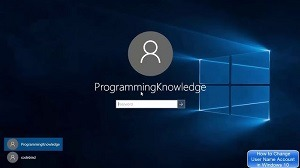 Change Sign-in Account Name on Windows 10 – Step by Step Guide
