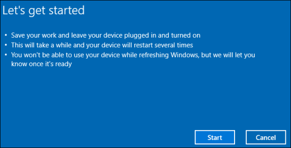How to Reinstall Windows 10 Without All the Bloatware