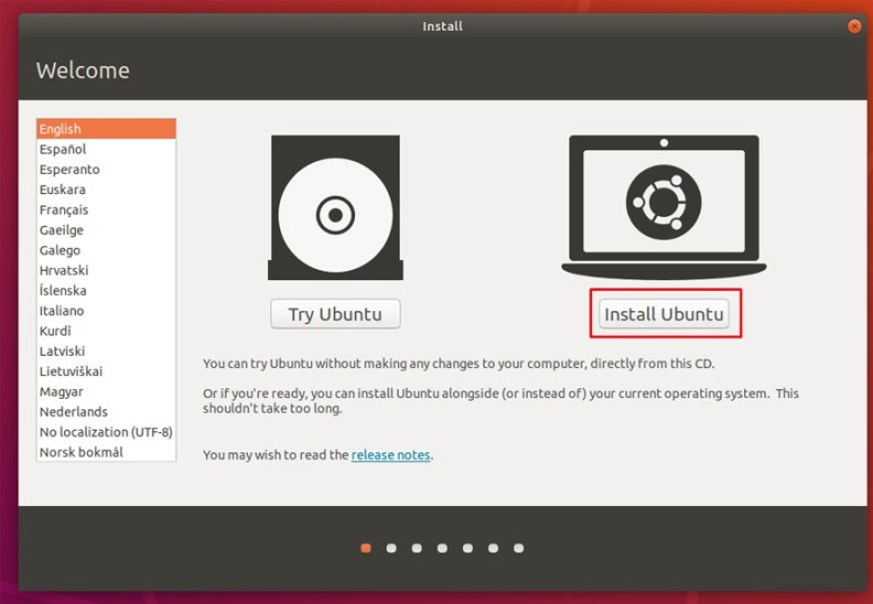 How to remove Windows 10 OS completely & install Ubuntu?