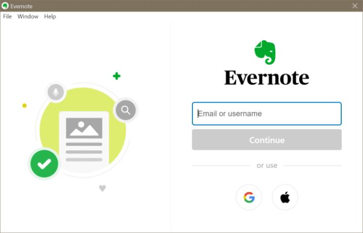 Evernote on Windows 10 won't start - Evernote for Windows