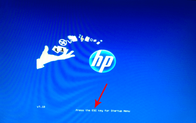 Restore Hp Pavilion g6 to Factory Settings In Windows 10