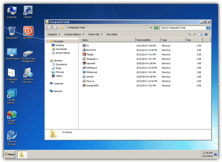 How to Create Windows 7 WinPE Bootable USB Drive - Complete Guide 2