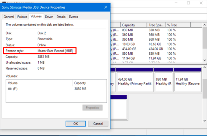 How To Check Gpt Or Mbr Windows 10