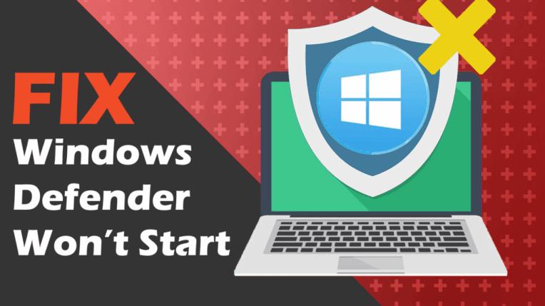 Solved: Windows Defender Not Turning on in Windows 10/8/7