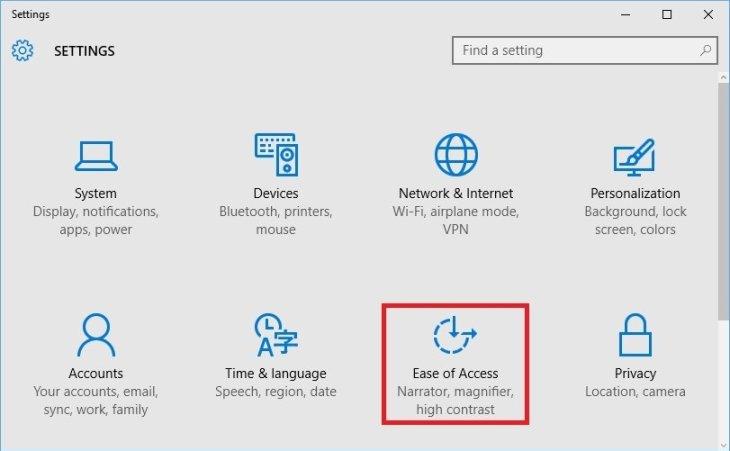 Windows 10 - How to Fix Stuck Caps Lock and Num Lock Keys 1