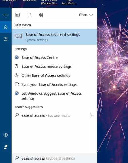 Fixed: On-screen Keyboard keeps popping up in Windows 10 1