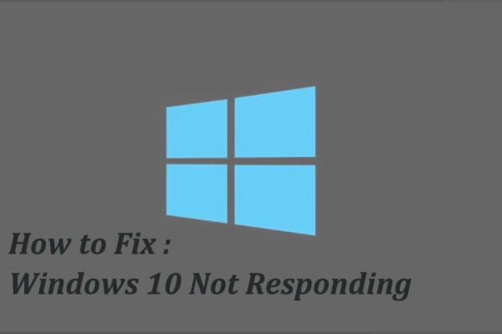 Fixed: Windows 10 not responding when the laptop is switched on 1