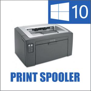 How to fix Print Spooler Service High CPU Usage on Windows 10