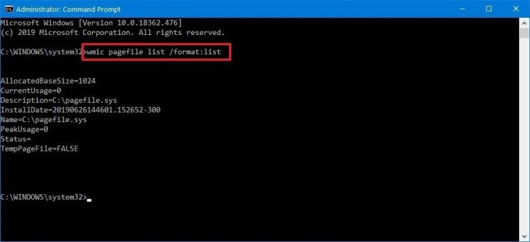 How to Increase Virtual Memory on Windows 11 using Command Prompt 3