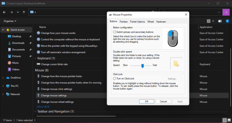 How to Enable God Mode on Windows 11 - Quick Guide 3