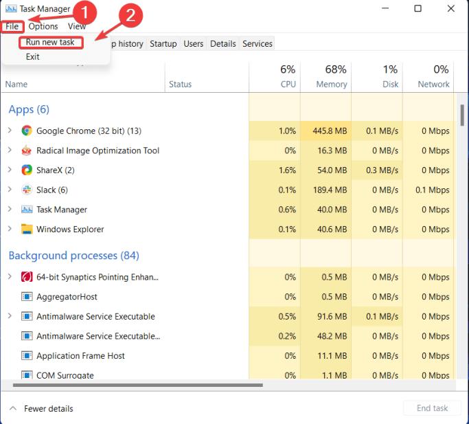 Fixed: Start Menu and Taskbar Issues on Builds 22000.176 & 22449 on Windows 11 3
