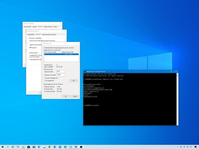 How to Increase Virtual Memory on Windows 11 using Command Prompt 1