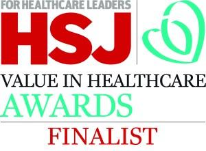 HSJ Awards 2017 Finalist