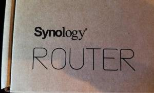 Synology Router Packaging