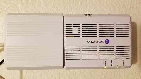 Alcatel Lucent G-010G-A Optical Network Terminal