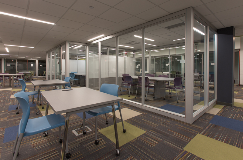 Inver Hills Community College ISpace Environments