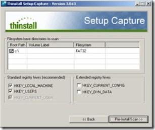 Cara membuat aplikasi portable pake Thinstall