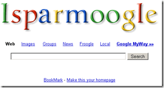 Isparmo Search Engine