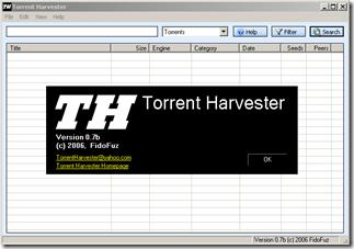 TORRENT HARVESTER