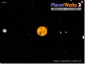 PlanetWerks OPERA Widget