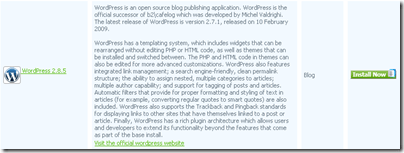 Instalasi WordPress - step 6
