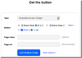 AddToAny Sharing Social Media Button