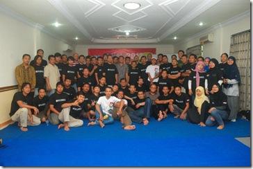 Keluarga besar OMG-Indonesia