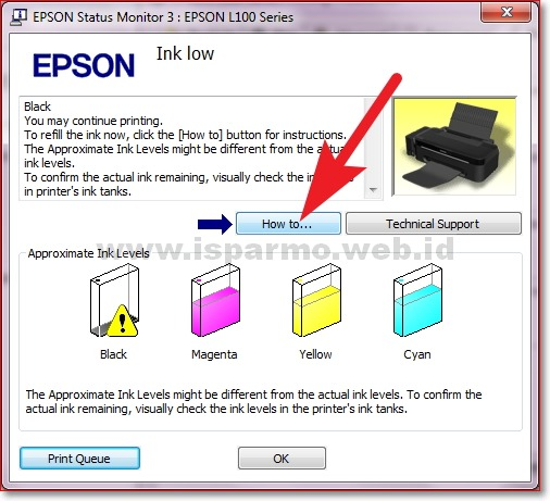 Kenapa Print Hp Tinta Hitam Tidak Bisa Print File