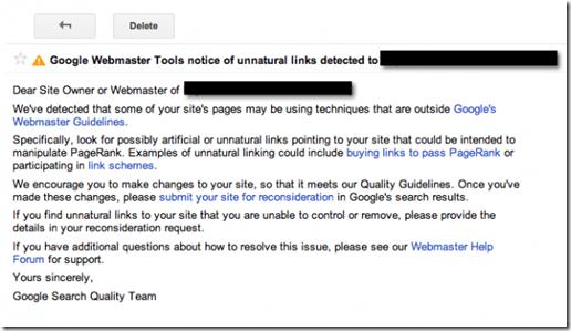 Penyebab Google Sandbox