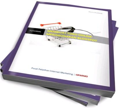 Ebook Tutorial Membuat Toko Online Menggunakan Blogspot PDF