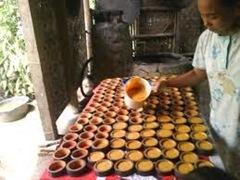 gula kelapa gula merah cetak