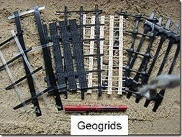 Geogrid Indonesia jual Biaxial Triaxial Uniaxial harga murah