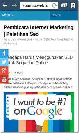 contoh responsif design website