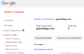 Cara Menggunakan Google Disavow Tool